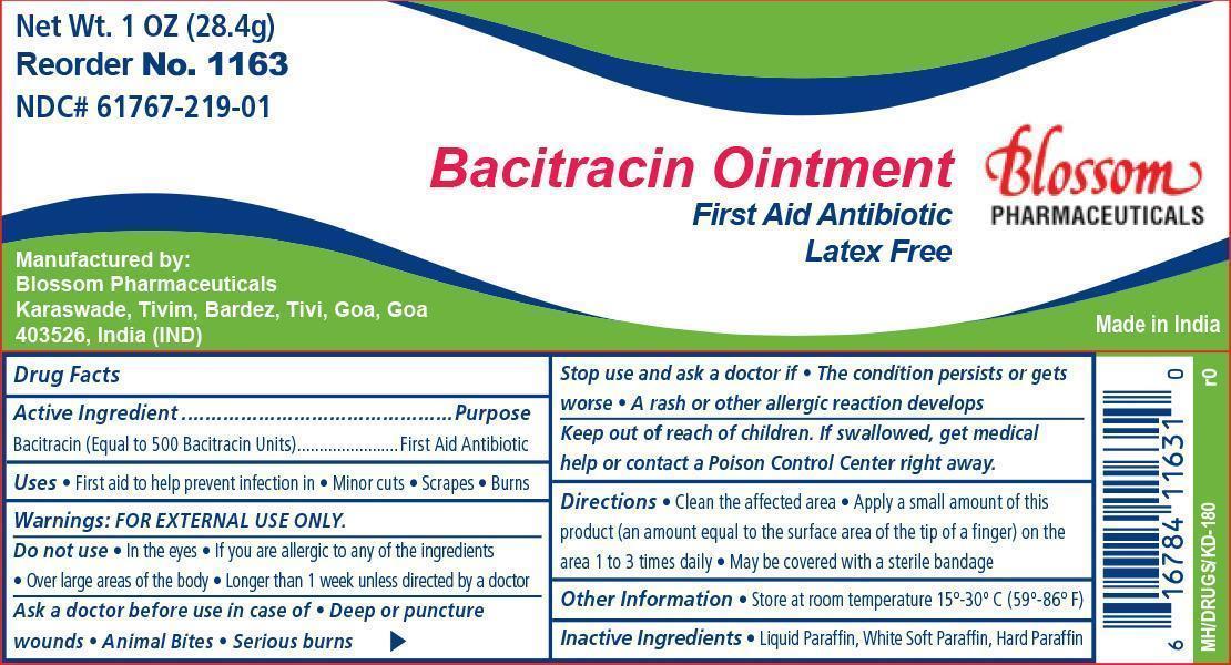 Bacitracin Details From The Fda Via Otclabelscom