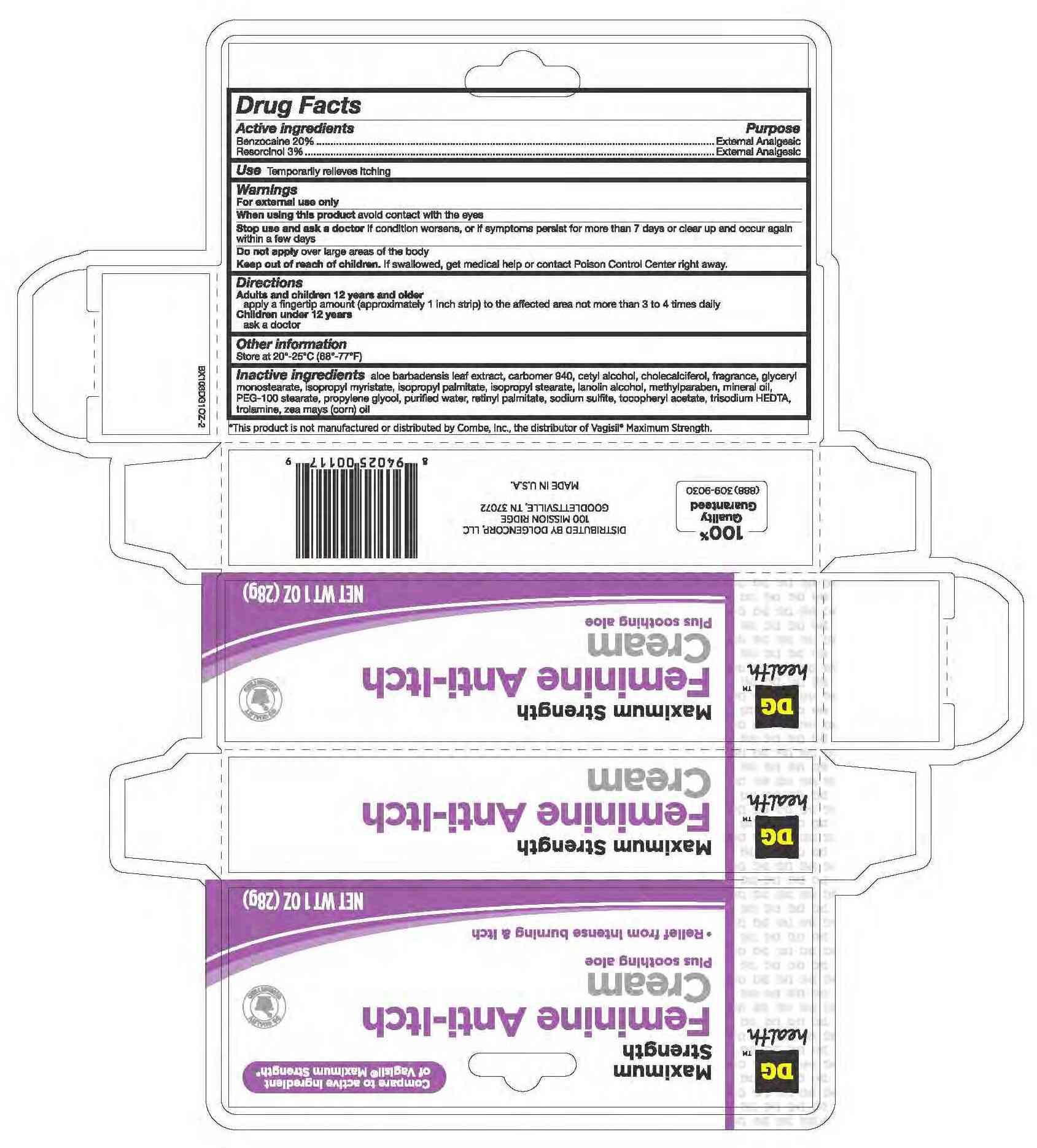 BENZOCAINE and RESORCINOL: Details from the FDA, via OTCLabels com