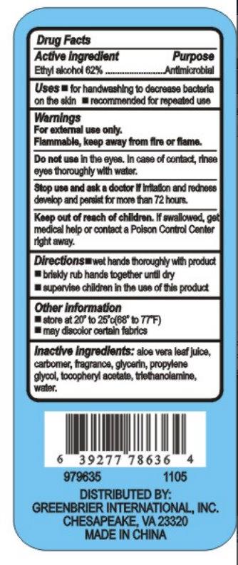 Instant hand sanitizer original details from the fda via click image for full size original inneroriginallabel1inneroriginallabel2 pronofoot35fo Images