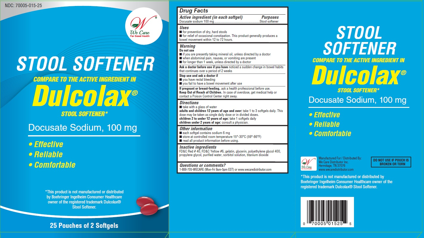 Stool Softener Details From The Fda Via Otclabels Com