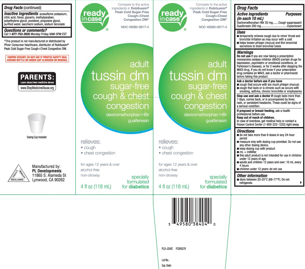 Tussin Cough DM Sugar Free: Details From The FDA, Via